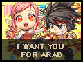I WANT YOU FOR ARAD