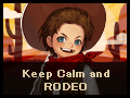 Keep Calm and RODEOイベント