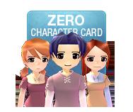 [ZERO]ベーシックキャラクターカード