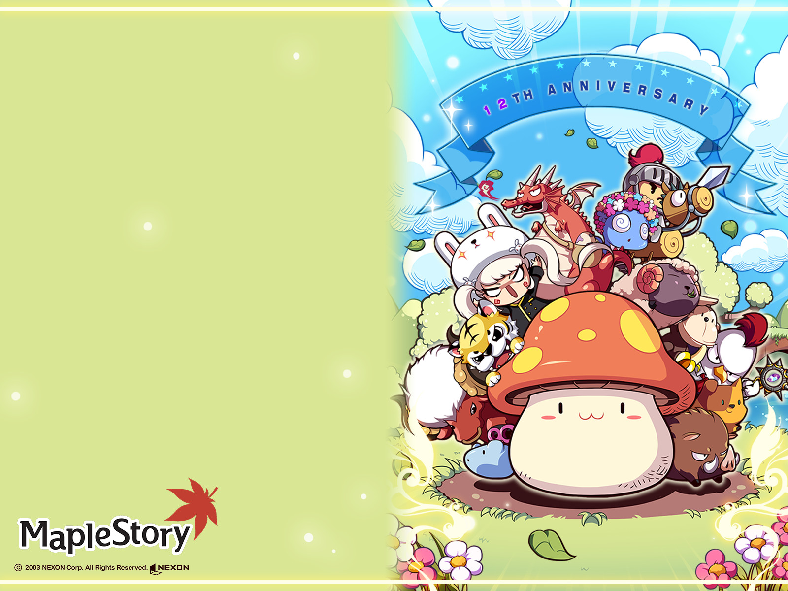 maplestory wallpaper for android