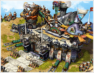 アミティス要塞争奪戦