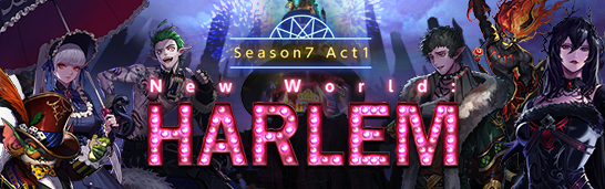 Season7 Act1 New World: HARLEM
